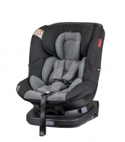 Автокресло Coletto Millo Isofix 0-18 black