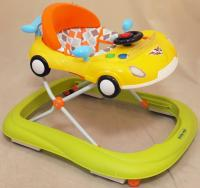 Ходуны Baby Mix UR-1303-NA2 Auto yellow/green