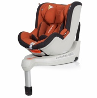 Автокресло EasyGo Rotario 0-18 copper orange