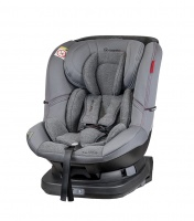 Автокресло Coletto Millo Isofix 0-18 grey