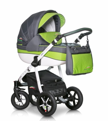 Коляска Verdi Pepe Eco Plus 3 в 1 04