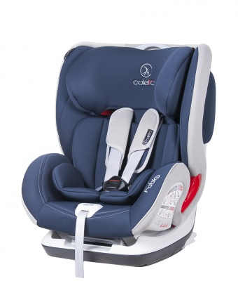 Автокресло Coletto Fabio Isofix 9-36 navy new